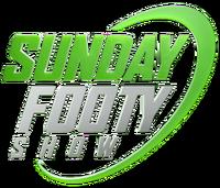 Sunday Footy Show Logo (2018) (2)
