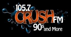 WQSG (105.7 CrushFM)
