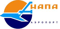 Anapa Airport Old Logo
