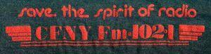 CFNY - FM 102.1 - 1978