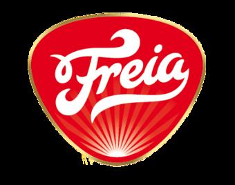 Freia logo ny bara rod 0