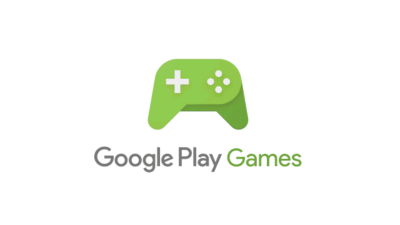 Google play games wordmark