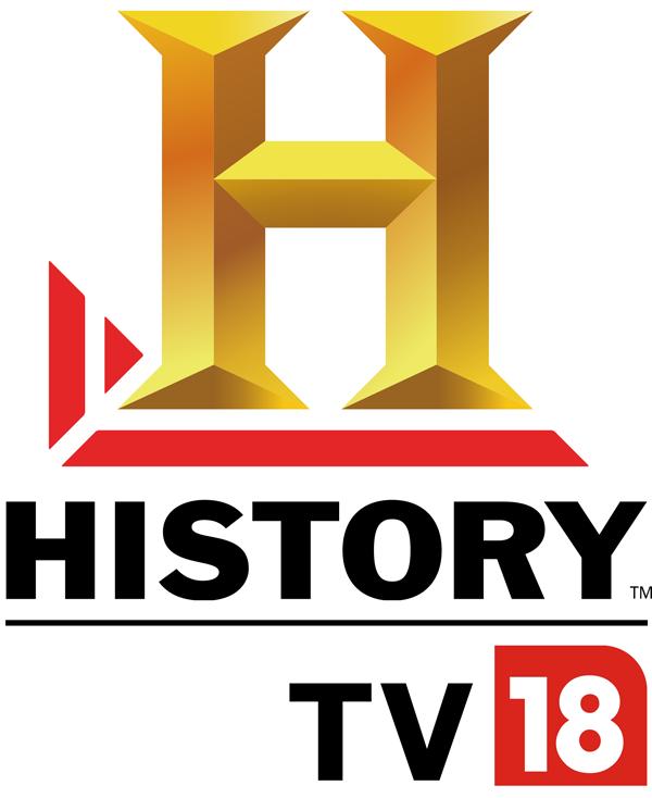 History Tv18 Logopedia Fandom Powered By Wikia