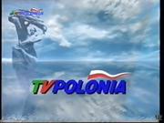 Ident TVP Polonia 1995-1996