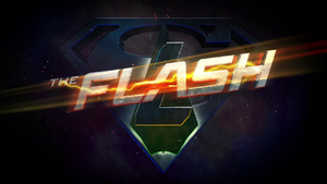 Invasion! (The Flash) title card