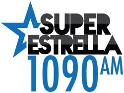 KMXA SuperEstrella1090 logo