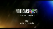 Kint noticias univision 26 second 5pm package 2010