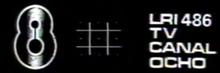 Logocanal8mdp1989