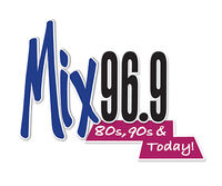 Mix 96.9 logo