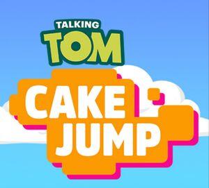 Talking Tom Cake Jump logo