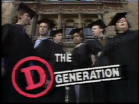 The D-Generation Season 1