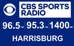 WHGB CBS Sports Radio 96.5 95.3 FM 1400 AM