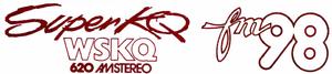 WSKQ - 1989 -April 14, 1989-