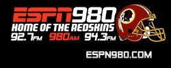 WTEM ESPN 980 AM 92.7 94.3 FM