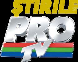 Știrile Pro TV 2003