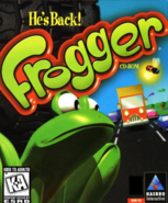 Froggercover