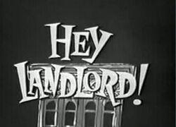 Hey landlord!