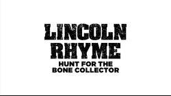 Lincoln Rhyme titlecard