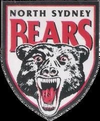 North Sydney Bears Logo