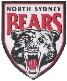 North Sydney Bears Logo