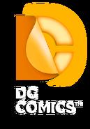 Orange Lantern DC logo