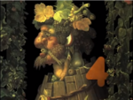 Rete 4 - fruit man