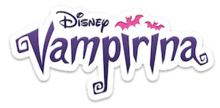Vampirina logo