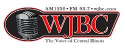 WJBC 1230 AM 93.7 FM