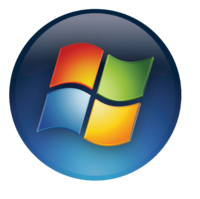 Windows Vista logotipe