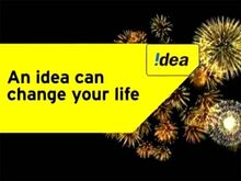 An idea can change your life Logo