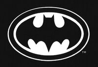 Batman Returns merchandise symbol