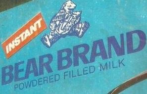 Bear brand 1976