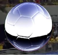 Bola de Logotipo da Rede Globo no Futebol na Globo 2009 Versão Normal