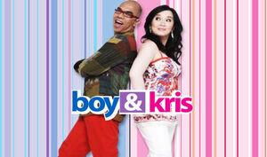 Boy and Kris logo