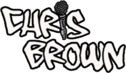 Chris Brown logo 2005