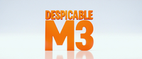 Despicable me 3 title card
