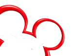 Disney Channel Christmas 2003 On Screen Bugs Logo