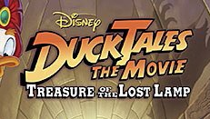 Ducktales the movie DVD logo