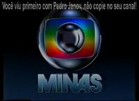 Globo Minas 2000