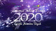 Happy new year 2020 RCTI WITA 2