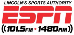 KLMS ESPN 101.5 FM 1480 AM