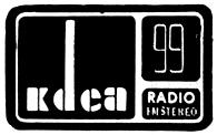 Kdea fm 1977