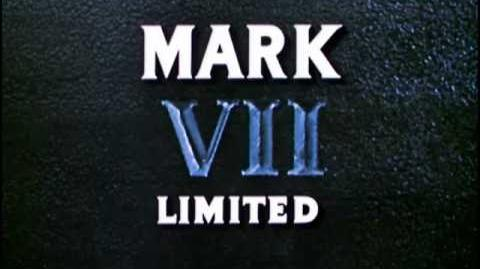 Mark VII Limited Hammer Logo & Warner Bros