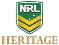 NRL Heritage Logo