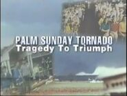 Palm Sunday Tornado Tragedy to Triumph video from March 27th, 2004
