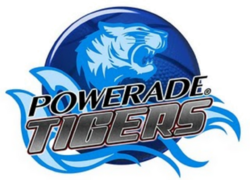 Powerade Tigers logo