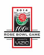Rose Bowl Game logo (100th anniversary)