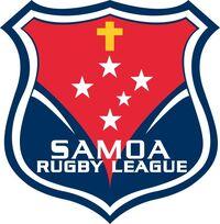 Samoa Rugby League 2004-2006 logo