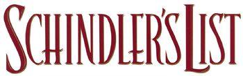 Schindlers-list-movie-logo