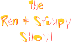 The Ren & Stimpy Show Logo